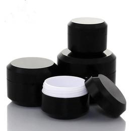 5g 10g 15g 30g vasetti di plastica vaso vuoto contenitore cosmetico con coperchio per creme campione trucco di stoccaggio di trasporto veloce 130 pz da bottiglie di gocce d'occhio 15ml fornitori