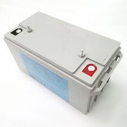 Комплект батарей lifepo4 онлайн-lifepo4 12v 100ah 12V 100ah Глубокий цикл Батарея Lifepo4 с BMS для Солнечной системы Аккумуляторная батарея LiFePO4 Замена