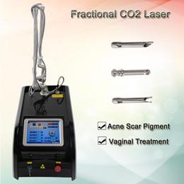fraktionale laser-narbenentfernung Rabatt CO2-Fractional-Laser zur Entfernung von Falten, Narben, Poren und vaginalen Lasertherapien