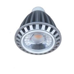 Alto CRI 95Ra GU10 E27 LEVOU COB Luz de Bulbo de Ponto Lâmpada de Alta Qualidade para Loja de Hotel loja Restaurante de Fornecedores de lojas de lâmpadas