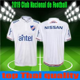 5507f7b5d7b Special-Edition 120th Anniversary 2019 Club Nacional de Football soccer  jersey 19 20 Octavio Rivero Joaquín Arzura Ramírez Football SHIRTS