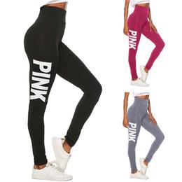 2019 leggings pies gratis HUAN BEAUTY Leggings Mujeres Casual Cintura alta Deportes Gimnasio Running Fitness Leggings Pantalones Pantalones deportivos Pantalones delgados HB-OA1813