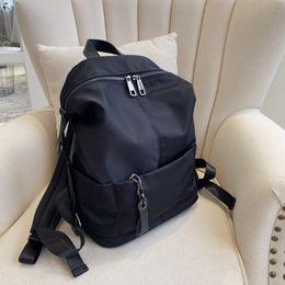 2019 bolsa de mochila de patchwork Mochila de luxo designer Plain Black Dress Nylons Two-tone Patchwork Mulheres Bolsas Bolsas de Ombro Bolsas Best Sellings desconto bolsa de mochila de patchwork