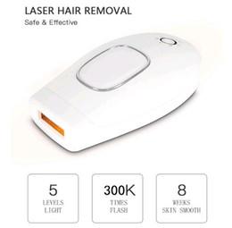Canada Nouveau 300000 flash professionnel permanent IPL épilateur laser épilation photo électrique femmes indolore filetage cheveux remover machine Offre