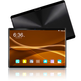 phablet pc Rabatt Original Genuine10 Zoll-Tablet-PC 3G 4G LTE FDD phablet Android 8.0 Octa-Core 6 GB + 64GB 5.0MP Kamera 1280 * 800 IPS Tablets 7 10.1