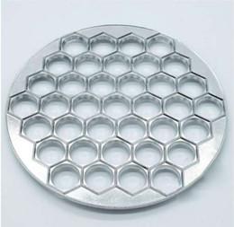 cosmetici tarte Sconti 37 fori strumenti per gnocco gnocchi creatore ravioli stampo in alluminio pelmeni gnocchi cucina fai da te strumenti fare gnocco pasticceria