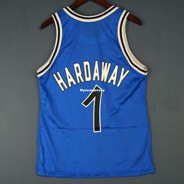 100% genäht Penny Hardaway Champion genäht Jersey Herren Weste Größe XS-6XL genäht Basketball Trikots Ncaa College von Fabrikanten