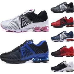 buy popular 4df64 eb69b shox shoes 2019 Herrenschuhe NZ bule rot weiß schwarz Grap Berühmt liefern  OZ Athletic Sneakers Sports Laufschuhe Größe 36-46 günstig weiße  massageschuhe