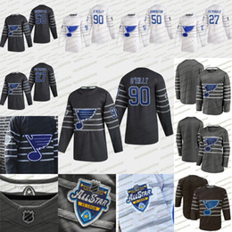 sweatshirt new york rangers xxl Promotion St. Louis Blues 2020 All Star Game ASG Ryan O'Reilly Binnington David Perron Tarasenko Alex Pietrangelo Brayden Schenn Jaden Schwartz Jersey