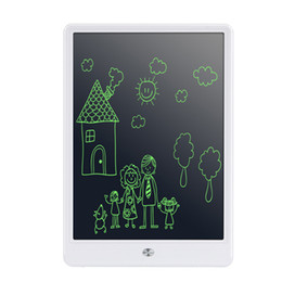 2019 luce della lavagna Lavagna LCD per scrittura a mano da 10 pollici. Lavagna per bambini Graffiti sconti luce della lavagna
