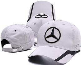 Top Vendita 2019 cappello nuovo cappellino snapback Lewis Hamiltons Signature Edition Champion Racing sport Cappello da baseball Automobile bone Casquette gorras da