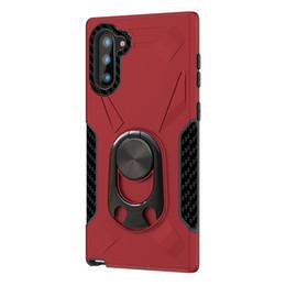 Для Samsung Galaxy S10 s10e s10 plus ПК ТПУ Кольцо Kickstand Амортизатор Защитный Чехол для Телефона Крышка Бесплатная Доставка B от