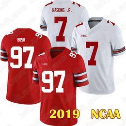 e90060814 NCAA jerseys Ohio State Buckeyes 7 Dwayne Haskins Jr jersey 97 Nick Bosa 2019  American football jerseys