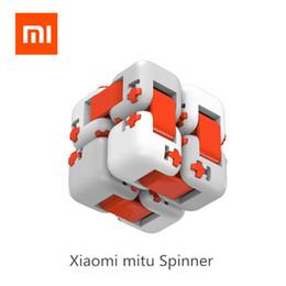 Deutschland Fern Electronics Control Original-xiaomi mitu Spinner Finger Bricks Intelligenz spielt Smart-Finger-Spielzeug Portable für xiaomi Hause Geschenk Versorgung