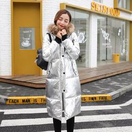 cb90db77caa женская зимняя куртка мода енота меховой воротник теплый вниз парки золото  роскошные верхняя одежда повседневная пальто Канада женская дизайнерская  куртка ...