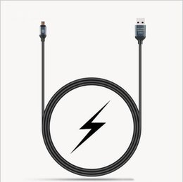 2019 cavo lenovo usb 2A Mirco USB Type-C cable Q Caricatore rapido di ricarica TPE per Samsung Nexus Lenovo Huawei LG Cavo adattatore CA. cavo lenovo usb economici