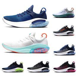 alegría negro Rebajas Nike Joyride flyknit run shoes Joy FK Knit Running Shoes For Men Platinum Tint University Red Racer Blue Core Black Fashion Mens Trainer Athletic Sports Sneaker Size 40-45