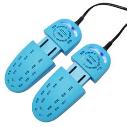 Essiccatore di scarpe da forno di alta qualità per piedi di scarpe Deodorante Scarpe UV Sterilizzazione Sezione telescopica Riscaldatori di asciugatura da protettore per le scarpe fornitori
