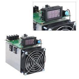 2019 charge électronique Module d'essai de Burn-in de panneau de décharge de testeur de capacité de batterie de charge électronique 250W charge électronique pas cher