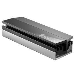 Argentina Jonsbo M.2 SSD Disipador de calor para M.2 2280 Radiador de disco duro de estado sólido Todo de aluminio Disipador de calor Suministro