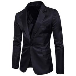 perfume fiesta roja Rebajas Moda sólido vestido de traje para hombre ropa de abrigo para hombre casual con un solo botón para hombre smoking trajes de novios ropa masculina