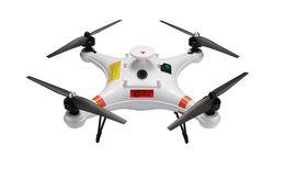 Sistema de caída de aire con quadcopter de drone de pesca profesional desde fabricantes