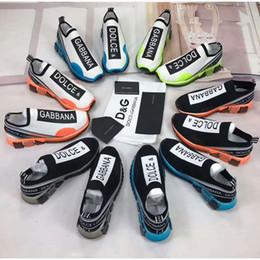 6 style Designer De Luxe Hommes Chaussures Décontractées Meilleur Haute Qualité Hommes Femmes Mode Sneakers Parti Plate-forme Chaussures Élastiques Chaussures Sneakers ? partir de fabricateur
