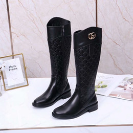 2019 chaussures haut de gamme femme Nouveaux sports loisirs en plein air haute gamme pour femmes résistant à l'usure en cuir dames de marque de qualité design de mode chaussures 35-41size J27 livraison gratuite promotion chaussures haut de gamme femme
