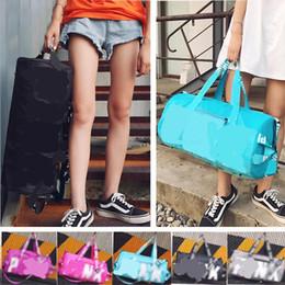 sacchetti da viaggio Sconti Borsa da viaggio in tela da viaggio impermeabile, borsa da viaggio, borsa da viaggio, borsa da viaggio in tela rosa