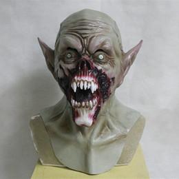 Venda quente Kurten Máscara Vampiro de Dusseldorf Serial Killer Morte Realista máscara Horrível de Fornecedores de trajes rei miúdos
