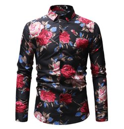 Luxury Mens Dress Shirts Casual Long Sleeves Cotton Formal Business Work ST6554