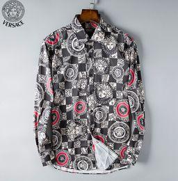 Argentina Nuevas ventas famosas costumbres aptas Camisas casuales Popular Golf Caballo bordado negocio Camisas de manga larga para hombres Clothing018 Suministro