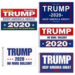 Trump 2020 Flags 90 * 150CM Decor Banner Trump Flag America Again per President USA Donald Trump Election Banner Flag Donald Flags Nuovo Q397 da