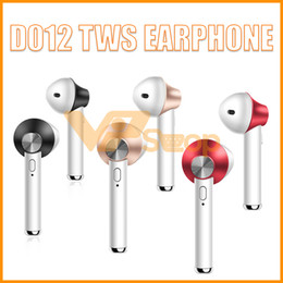D012 TWS Bluetooth 5.0 Kablosuz Bluetooth Kulaklıklar Cep Telefonu Kulaklık IOS Android için Renkli Kablosuz Kulaklık Kulakiçi Ile Şarj Kutusu nereden bluetooth cep telefonu şarj cihazı tedarikçiler