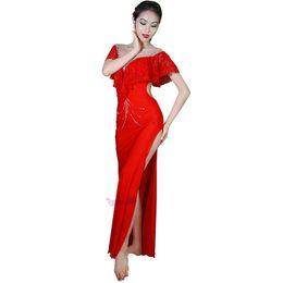 Bellydance oriental Belly Indian östlichen baladi saidi swing robe dance dance kostüme kleidung bh gürtelrock kleid tragen 4021 von Fabrikanten