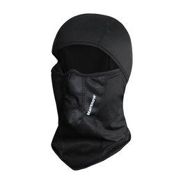 Зимняя теплая шапка Лыжная маска для лица Спорт на открытом воздухе Теплый шарф Сноуборд Туризм Мотоциклетная шляпа Флисовая маска от