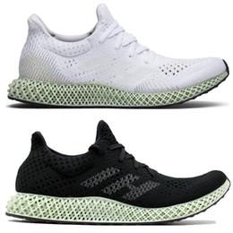 2019 Futurecraft 4D Runner Scarpe da corsa per uomo Donna Ash Green Triple  Nero Bianco Rosso Uomo Designer Trainer Sport Sneaker Taglia 6.5-12 0c2b2952fab