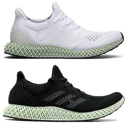 huge selection of 4963d 5fd11 chaussures de golf 12 Promotion 2019 Futurecraft 4D Runner Chaussures De  Course Pour Hommes Femmes Frêne