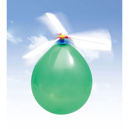 Ballons sonores en Ligne-Drôle Traditionnel Classique Son Ballon Hélicoptère UFO Enfants Enfant Enfants Jouer Flying Toy Ball En Plein Air Fun Sport Jouet De Noël Cadeau