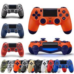 2019 hochwertiger joystick Hochwertiger DualShock 4 Wireless Controller für PS4 Spielekonsole Bluetooth Gamepad für PlayStation 4 Joystick mit Retail Box günstig hochwertiger joystick
