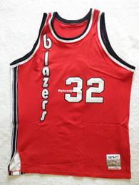 Cheap Mitchell Ness M N Retro Bill Walton  32 Jersey Mens Vest Size XS-6XL  Stitched basketball Jerseys Ncaa cde7156a1