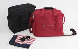 Крупногабаритные сумки на одно плечо, мужская и женская одежда на короткие расстояния, обувь, багаж, сумки, холст, дорожные сумки от