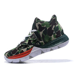 magic red balls Promo Codes - Irving 2019 Limited 5 Men Basketball Shoes 5s Black Magic for Kyrie Chaussures de basket ball Mens Trainning Shoes Zapatillas  .;ll.l; ;