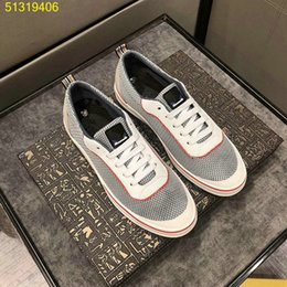 93456f3302 melhores marcas de calçados baratos Desconto Marca barata Designer de  Homens Sapatos Casuais Barato Melhor Alta