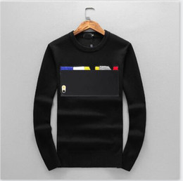 ddffe29d0019 Mens Designer Hoodie 2019 Fashion Tide Sweatershirt Men Brand Hoodies  Casual Embroidery Long Sleeve Pullover Streetwear Clothing Tops affordable  european ...