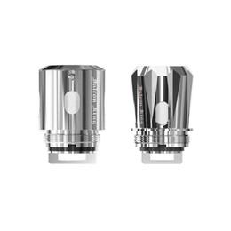 Ohm doppia bobina online-Bobine originali Falcon King Mesh M1 + 0.16ohm M-Dual 0.38ohm Testine di ricambio per carro armato Falcon Sub Ohm DHL Free