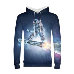 Rabatt Galaxie sweatshirts Für Männer | 2019 Galaxie
