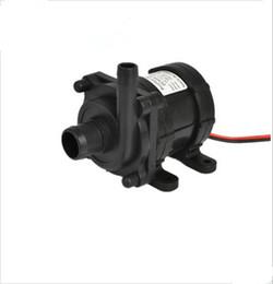 Membranpumpendruck online-Hochwertige 12 V Hochdruckmembranpumpe Wasser 500L / h kontinuierliche bürstenlose Wasserpumpe