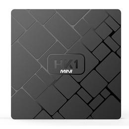 Mini h jogador on-line-HK1 mini Android 9.0 CAIXA de TV 2 GB 16 GB RK3229 Quad Core Set Top Box H.265 4 K HD Media Player