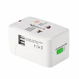 2019 china power plug adapter Universal-Reiseladegerät-Netzteil für Stecker für Überspannungsschutz Überspannungsschutz Universal International Reiseadapter-Stecker (US UK EU AU AC-Stecker) günstig china power plug adapter